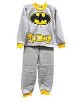 Детская байковая пижамка бетман