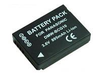 Батарея для Panasonic DMW-BCG10, DMW-BCG10E, DMC-FH2, DMC-FH25, DMC-FH27, DMC-FH5, DMC-FP5, DMC-FS18, DMC-S3