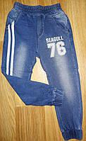 Джинсовые брюки для мальчиков оптом, Seagull, 134-164 см, № CSQ-88930, фото 1