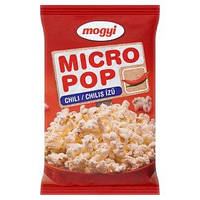 Поп-корн Micro pop с вкусом чили 100гр.