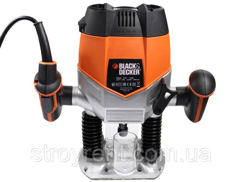 Фрезер Black&Decker KW900E  - аренда, прокат