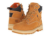 "Ботинки/Сапоги (Оригинал) Timberland PRO 6"" Resistor Composite Safety Toe Waterproof Insulated Boot Wheat"