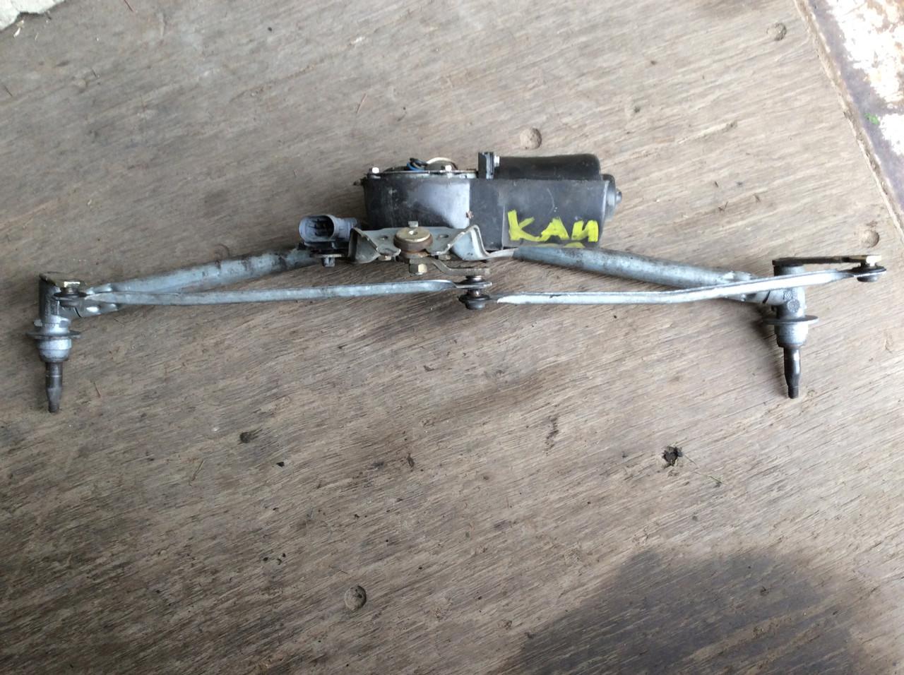 Трапеция дворников моторчик дворников Renault Kangoo Nissan Kubistar