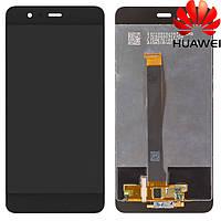 Дисплей для Huawei P10 Plus (VKY-L09, VKY-L29), модуль в сборе (экран и сенсор), черный, оригинал
