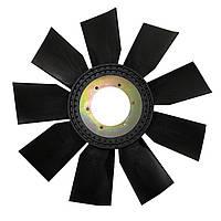 Вентилятор КАМАЗ (пласт.) d=600 мм.