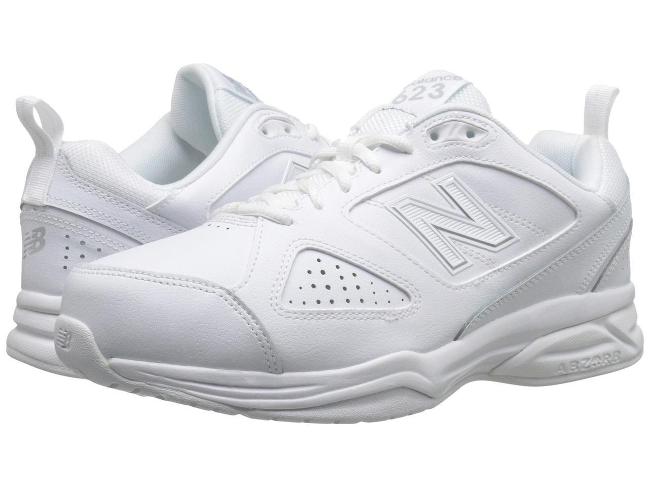 Кроссовки/Кеды (Оригинал) New Balance 623v3 White