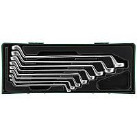 Набор ключей накидных Jonnesway 6-22 мм (8 предметов)