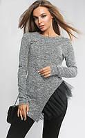 Джемпер женский Синди 834, легкий женский свитер купить недорого