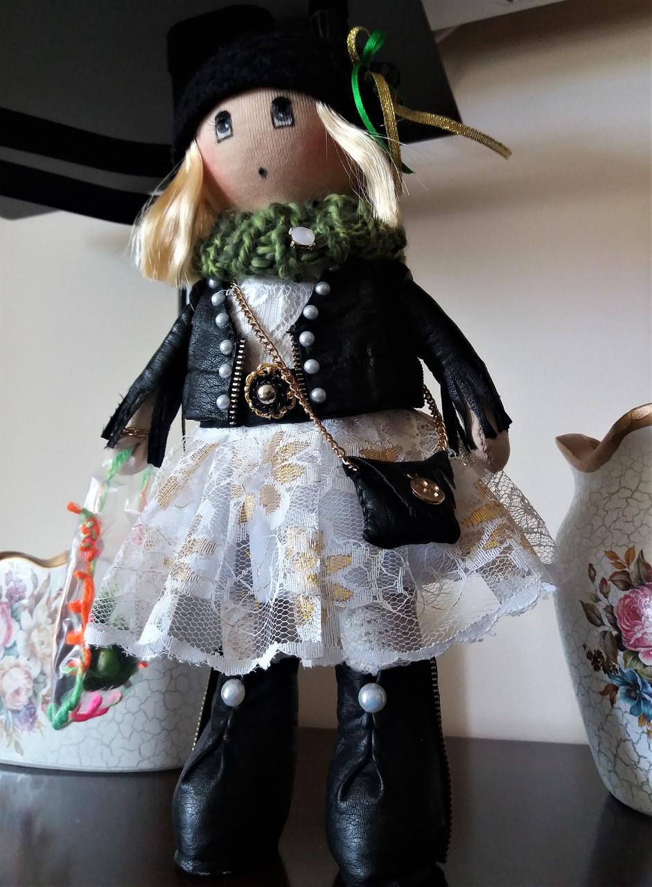 Авторская работа куколка Модница