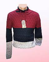 Теплый мужской свитер 2712/10