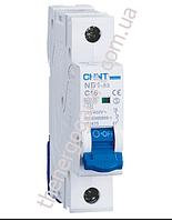 Автоматический выключатель CHINT NB1-63  16А  1P 6kA