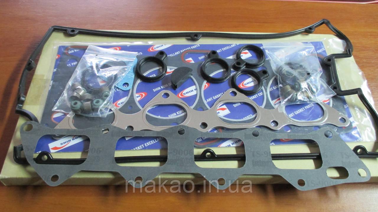 Комплект прокладок двигателя 1,6L 1,8L Hyundai Lantra, Mitsubishi Colt, lancer