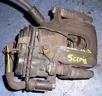 Суппорт задний левый в сборе с электр стояночным тормозомBmw5 F10/F11 2009-201632349660A, 34216793041