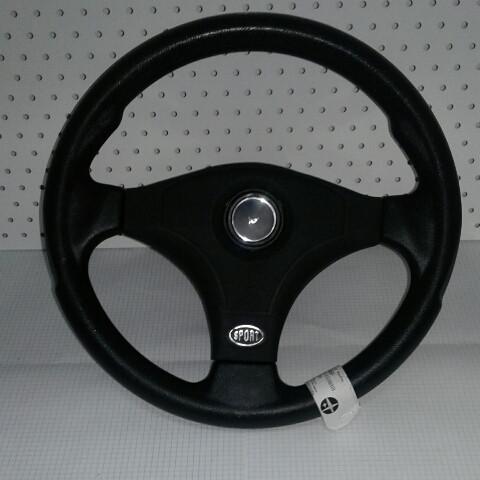 Руль рулевое колесо ВАЗ 2108 2109 2110 2111 2112 2114 2115 Вираж М-Спорт