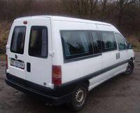 Заднее стекло (распашонка правая) на Fiat Scudo, Peugeot Expert, Citroen Jumpy 1996- (Скудо, Эксперт, Джампи 9