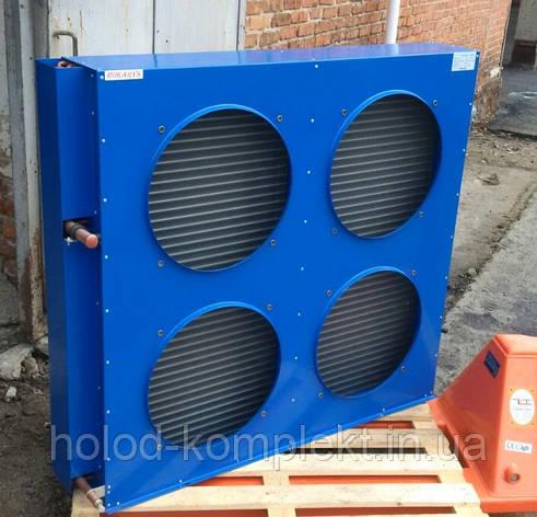 Конденсатор воздушного охлаждения Rokarys FN-150, фото 2