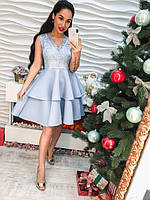 Эффектное оригинальное платье, разные цвета