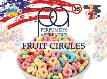 Fruit Circles ароматизатор TPA (Фруктовые хлопья)