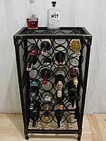 Стелаж для вина Industrial, 28 бут. (арт. 108), фото 1