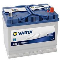 Аккумулятор автомобильный VARTA BLUE DYNAMIC Asia 70AH R+ 630A (E23)