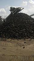 Дробленный бурый уголь марки Б