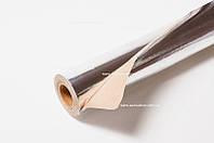Фольгированная, алюминиевая бумага для бани и сауны 30 м.кв., 0,13мм.