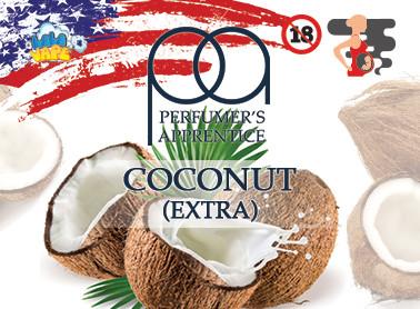 Coconut Extra ароматизатор TPA (Кокос)