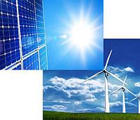 Аккумуляторы для солнечных батарей и ветровых генераторов