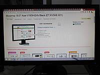Монитор 18.5 Acer V193H Black широкоформатный , фото 1