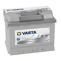 Аккумулятор автомобильный VARTA SILVER 63AH R+ 610A