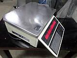 Ваги Digi SM-100 б/в, Ваги з чекодруком Digi SM100 б/в, ваги б, чекодрукуючі ваги б., фото 6