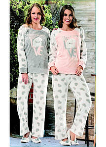 Домашняя одежда Dika Пижама женская 4554 персиковый L