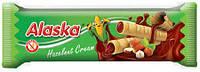 Трубочки Вафельные с ореховым кремом Alaska 18г Словакия
