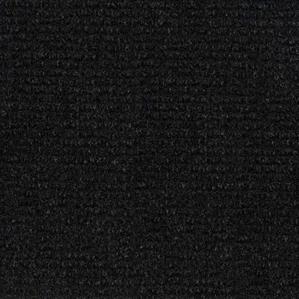 Ковролин автомобильный на резиновой основе (черный), фото 2