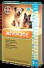 Краплі Байєр Адвокат Bayer Advocat від бліх і глистів для собак від 4 до 10кг 1пипетка
