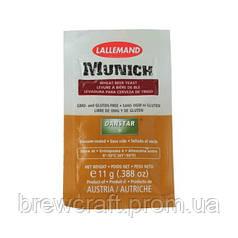 Пшеничные дрожжи Danstar Munich Wheat, 11 грамм