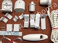 Рулонные шторы механизм Т-мини белый, фото 1