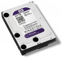 Жесткий диск HDD SATA 3TB WD Purple by Hikvision