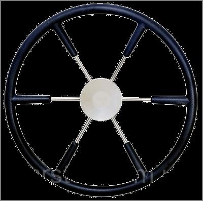 Штурвал Vetus KS55Z полиуретановый чёрный