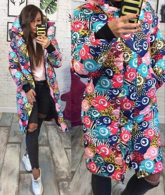 Купить женское зимнее пальто в Украине