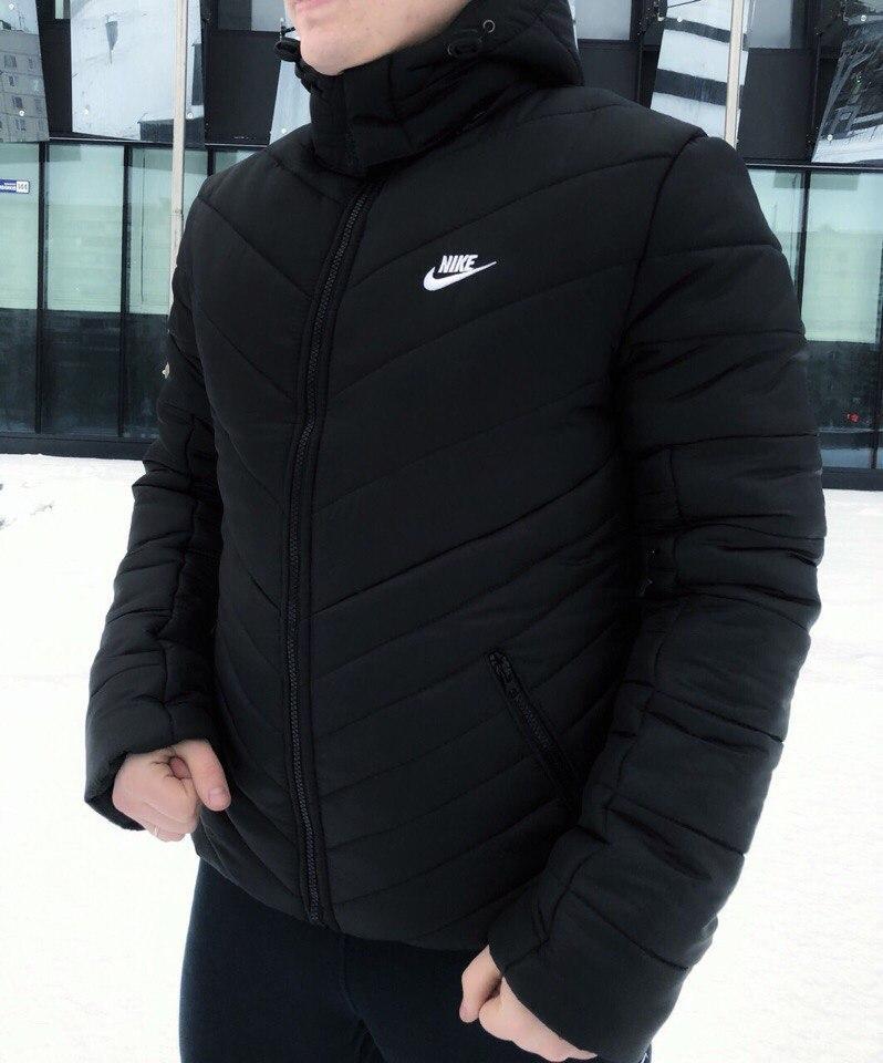 30ca5a37 Зимняя Куртка Мужская Nike, Парка Реплика — в Категории