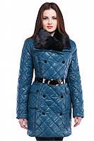 Купить красивую стеганную курточку