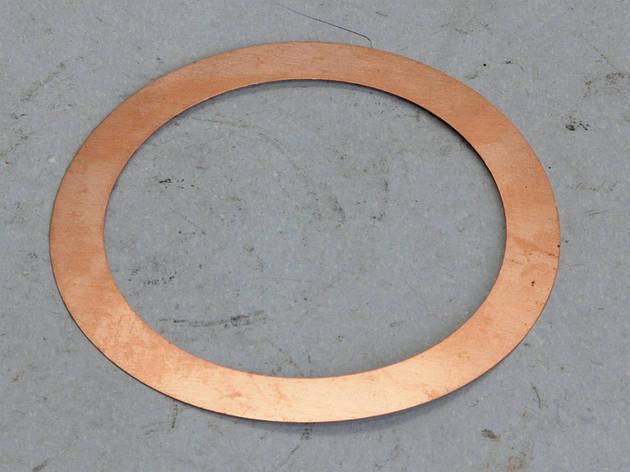 Прокладка головки цилиндра старого образца Кентавр 3040Д, Zirka SH-41 (R170 дизельный), фото 2