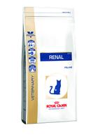Royal Canin (Роял Канин) RENAL сухой корм для кошек при хронической почечной недостаточности, 500 г