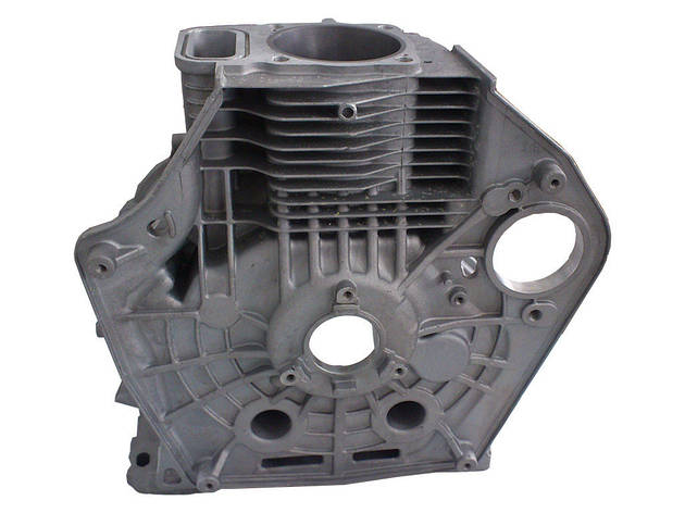 Блок картера, блок двигателя (186F), фото 2