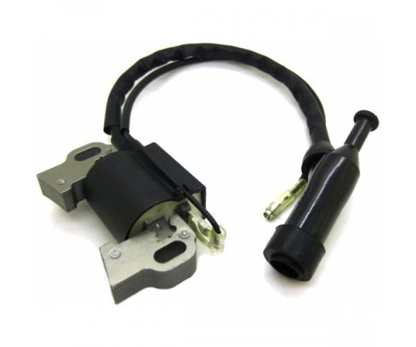 Катушка высокого напряжение с надсвечником, катушка зажигания (177F)