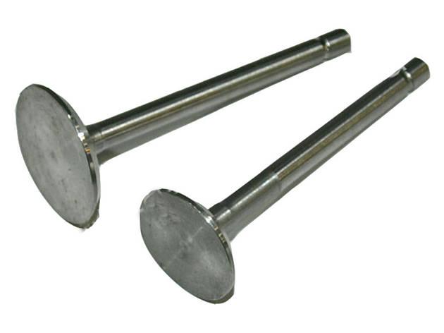 Клапаны впускной и выпускной (177F), фото 2