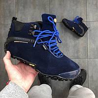 41 размер Зимние мужские ботинки Merrell Continuum Dark Blue