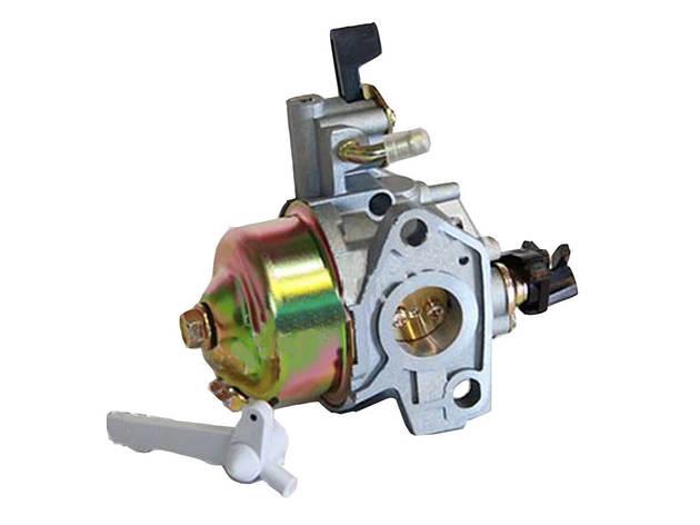 Карбюратор с электрическим клапаном и газовый редуктор (188F), фото 2