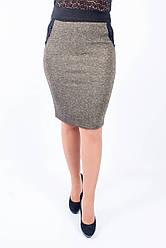 "Женская юбка за колено ""Соня"""